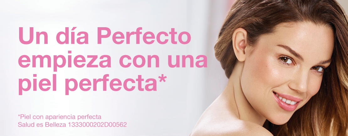 anew perfect skin piel perfecta sin filtros banner